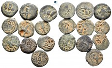 Lot of ca. 10 judaean prutah / SOLD AS SEEN, NO RETURN!very fine