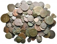 Lot of ca. 170 mixed medieval coins coins / SOLD AS SEEN, NO RETURN!fine