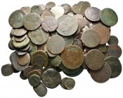 Lot of ca. 200 mixed medieval coins coins / SOLD AS SEEN, NO RETURNfine