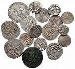 Lot of ca. 17 ottoman coins / SOLD AS SEEN, NO RETURN!very fine