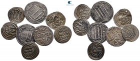 Lot of ca. 8 islamic silver coins / SOLD AS SEEN, NO RETURN!very fine