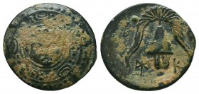 KINGDOM of MACEDON.Alexander III 'the Great',327-323 BC. Ae  Condition: Very Fine  Weight: 3,1 gram Diameter: 17,2 mm