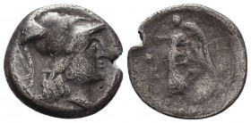Greek Coins. Ae (Circa 202-133 BC).   Condition: Very Fine  Weight: 3,8 gram Diameter: 19