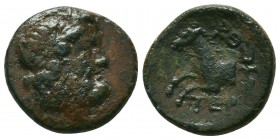 PISIDIA. Termessos. Ae (Circa 71-36 BC).  Condition: Very Fine  Weight: 4,2 gram Diameter: 17,9
