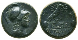 PHRYGIA. Apameia. Ae (Circa 88-40 BC).  Condition: Very Fine  Weight: 9,4 gram Diameter: 20,6