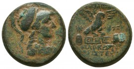 PHRYGIA. Apameia. Ae (Circa 88-40 BC).  Condition: Very Fine  Weight: 7,5 gram Diameter: 21,0