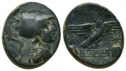 PHRYGIA. Apameia. Ae (Circa 88-40 BC).  Condition: Very Fine  Weight: 7,5 gram Diameter: 22