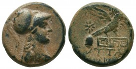 PHRYGIA. Apameia. Ae (Circa 88-40 BC).  Condition: Very Fine  Weight: 8,2 gram Diameter: 20,5