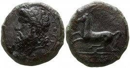 Sicily. Syracuse. Timoleon and the Third Democracy 344-317 BC. Dilitron AE