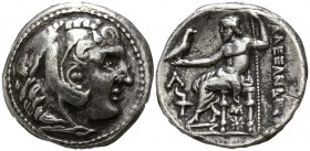 Kings of Macedon. Amphipolis. Kassander 317-305 BC. Tetradrachm AR