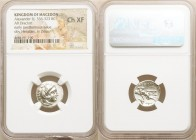 MACEDONIAN KINGDOM. Alexander III the Great (336-323 BC). AR drachm (17mm, 9h). NGC Choice XF. Late lifetime-early posthumous issue of Sardes, ca. 323...