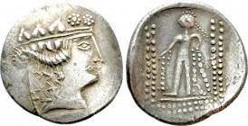 EASTERN EUROPE. Imitations of Thasos. Tetradrachm (2nd-1st centuries BC)
