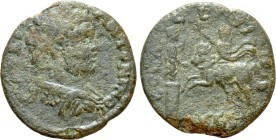 TROAS. Alexandria. Caracalla (198-217). Ae As