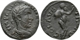 TROAS. Alexandria. Gallienus (253-268). Ae As