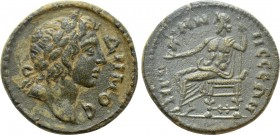 PHRYGIA. Prymnessus. Pseudo-autonomous. Time of the Antonines (138-192). Ae