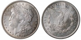 United States. Morgan Dollar 1921 Ag. SPL-FDC