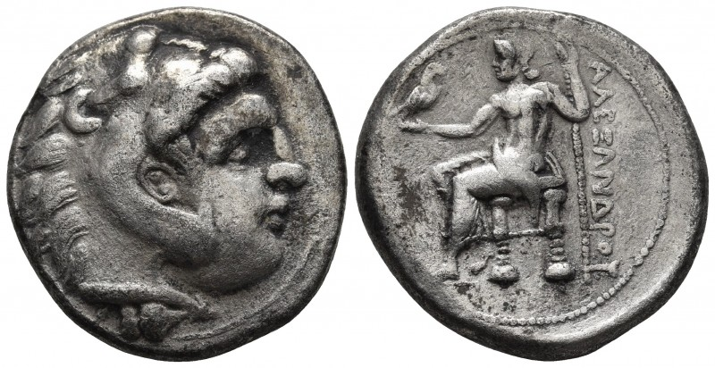Kings of Macedonia, in the name of Alexander III the Great, 336-323 BC or later,...