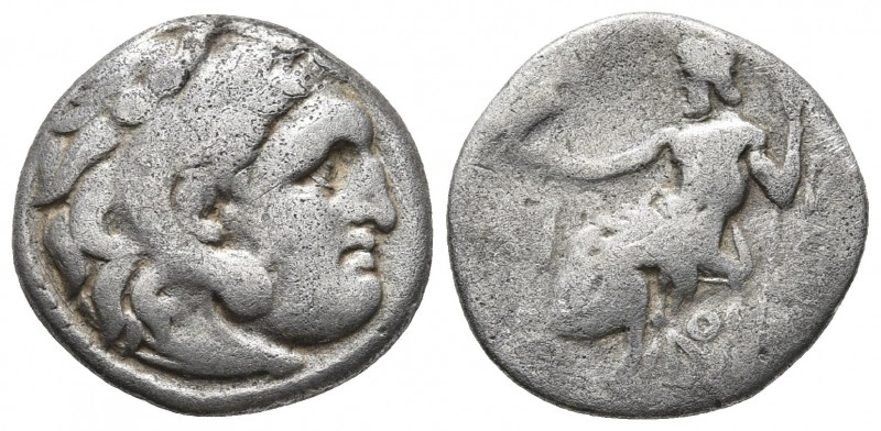 Kings of Macedonia, in the name of Alexander III the Great, 336-323 BC, posthumo...