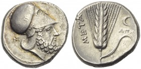 Lucania, Metapontion, Stater, c. 340-330 BC