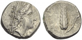 Lucania, Metapontion, Stater, c. 290-280 BC