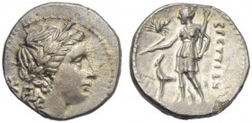 Bruttium, The Brettii, Hemidrachm, c. 216-214 BC
