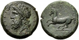 Sicily, Syracuse, Timoleon and Third Democracy (344-317), Dilitron, c. 344-336 BC