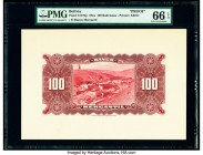 Bolivia Banco Mercantil 100 Bolivianos 19xx Pick S177bp Proof PMG Gem Uncirculated 66 EPQ.   HID09801242017  © 2020 Heritage Auctions | All Rights Res...