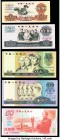China Group Lot of 5 Examples Crisp Uncirculated.   HID09801242017  © 2020 Heritage Auctions | All Rights Reserved