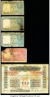 India Group Lot of 5 Examples Poor. No returns accepted on this lot for any reason.  HID09801242017  © 2020 Heritage Auctions | All Rights Reserved