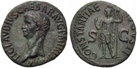 Claudius (41-54), As, Rome, c. AD 50-54