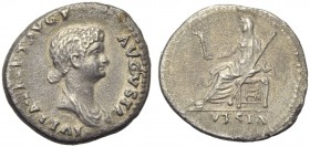 Julia Titi, daughter of Titus, Denarius, Rome, c. AD 80-81