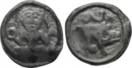 WESTERN EUROPE. Gaul. Remi. Potin (2nd-1st centuries BC).