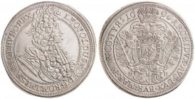 LEOPOLD I (1657 - 1705) 