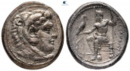 "Kings of Macedon. Salamis. Alexander III ""the Great"" 336-323 BC. Tetradrachm AR"