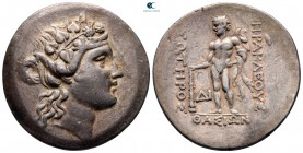 Islands off Thrace. Thasos circa 168-148 BC. Tetradrachm AR