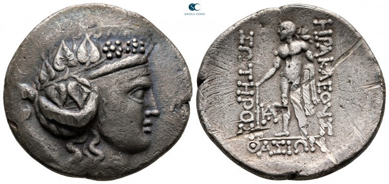 Islands off Thrace. Thasos after circa 146 BC. 