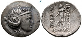 Islands off Thrace. Thasos after circa 146 BC. Tetradrachm AR