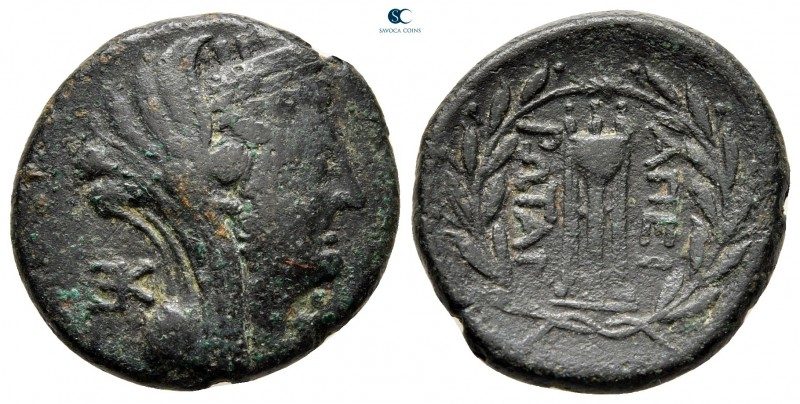 Epeiros. Federal coinage circa 232-168 BC. 