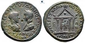 Moesia Inferior.  Marcianopolis.  Gordian III AD 238-244.  Pentassarion (5 Assaria) Æ