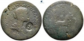 Kilikya.  Adana.  Plautilla.  Augusta AD 202-205.  Madalyon Æ