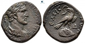 Seleucis ve Pieria.  Emesa.  Antoninus Pius AD 138-161.  Bronz Æ