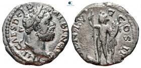 Clodius Albinus AD 193-197.  Lugdunum (Lyon).  Denarius AR