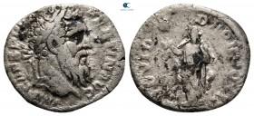Pertinax AD 193-193.  Roma.  Denarius AR