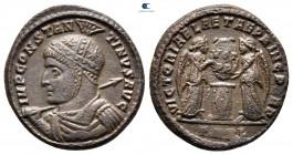 Konstantin I Büyük MS 306-337.  Arles.  Follis Æ