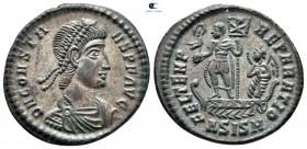 Constans AD 337-350.  Siscia.  Follis Æ