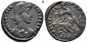 Constantius II AD 337-361.  Antakya.  Follis Æ