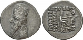 KINGS OF PARTHIA. Mithradates II (123-87 BC). Drachm