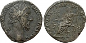 COMMODUS (177-192). Sestertius. Rome