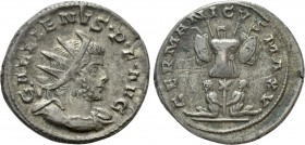 GALLIENUS (253-268). Antoninianus. Colonia Agrippinensis
