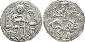 BULGARIA. Second Empire. Mihail Asen III Šišman (1323-1330). Groš
